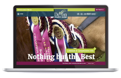 Devon County Show Website