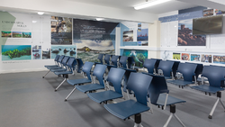 Harbour Waiting Room - Isles of Scilly