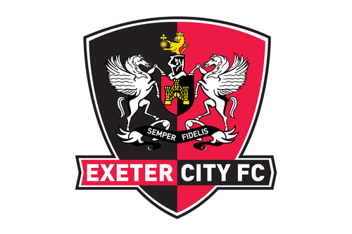 Exeter City Football Club Branding